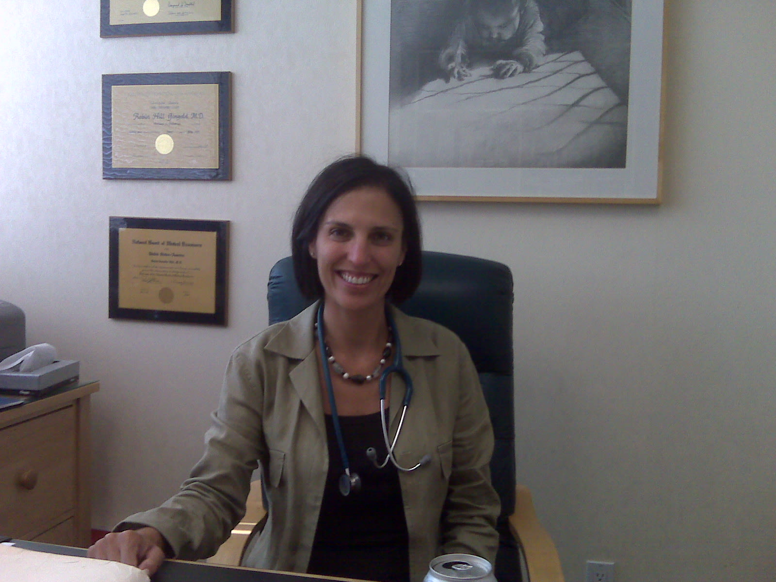 Dr. Robin H Gingold MD