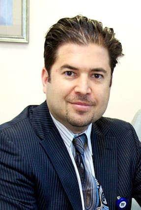 Dr. Ehsan Sadri MD