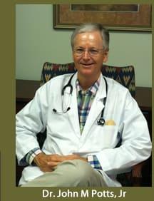 Dr. John M Potts MD