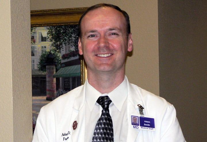 Dr. Adam R Smith MD
