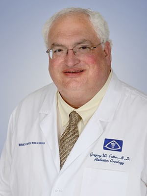 Gregory W Cotter, MD Radiation Oncology