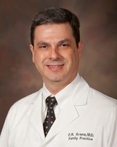 Dr. Flavio R Arana MD
