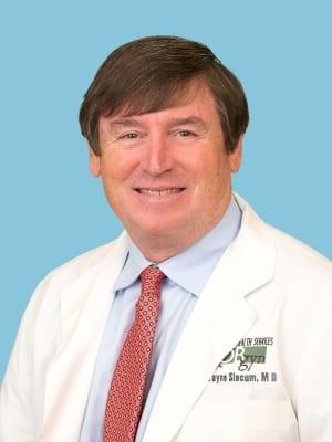 Wayne A Slocum, MD Anesthesiology