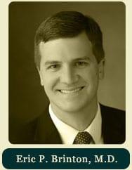 Dr. Eric P Brinton MD