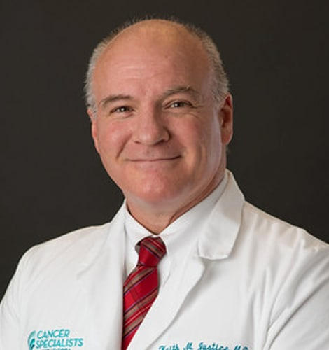 Keith M Justice, MD Hematology