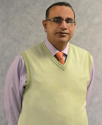 Dr. Harminder P Singh MD