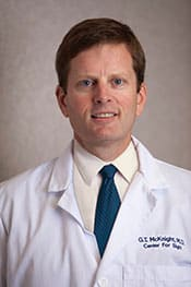 Dr. George T Mcknight MD