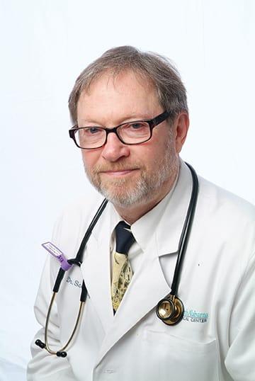 Dr. John W Scarborough MD