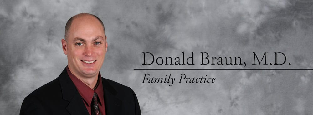 Dr. Donald N Braun MD