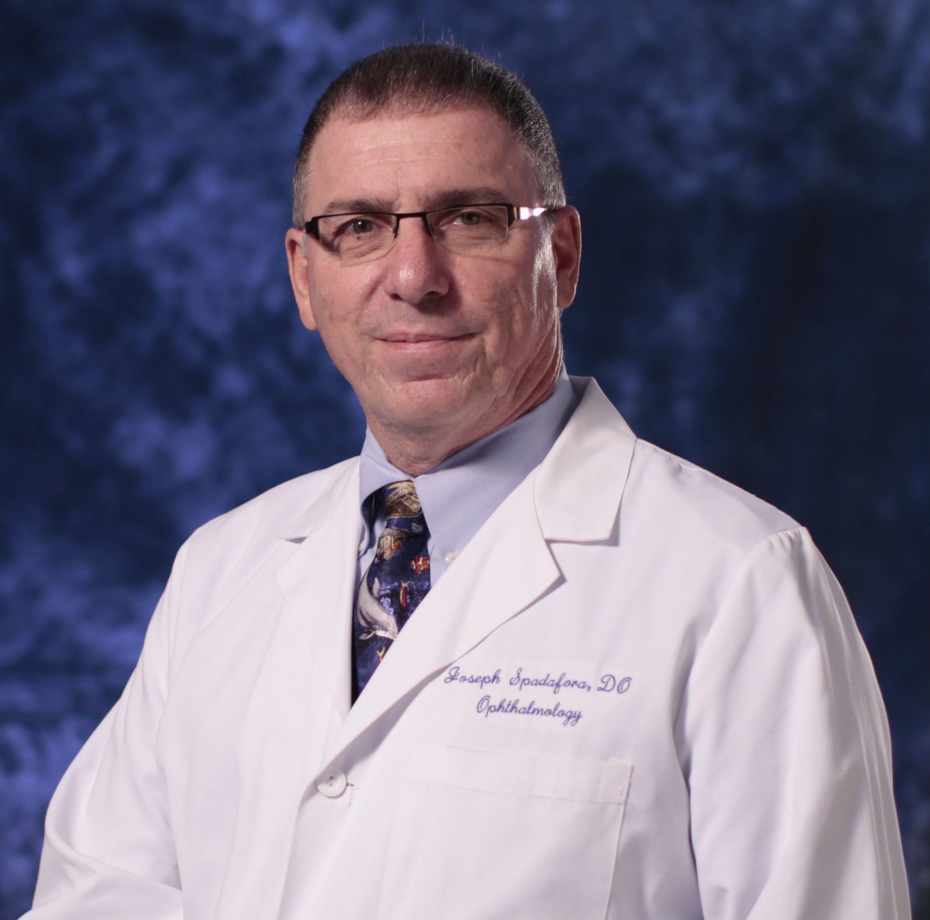 Joseph W Spadafora, DO Ophthalmology