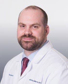 Dr. Jeffrey M Martin DO