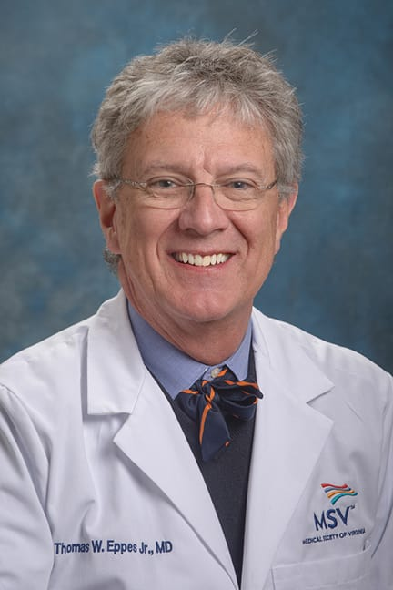 Dr. Thomas W Eppes MD