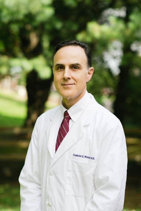 Dr. Frederick G Wenzel MD