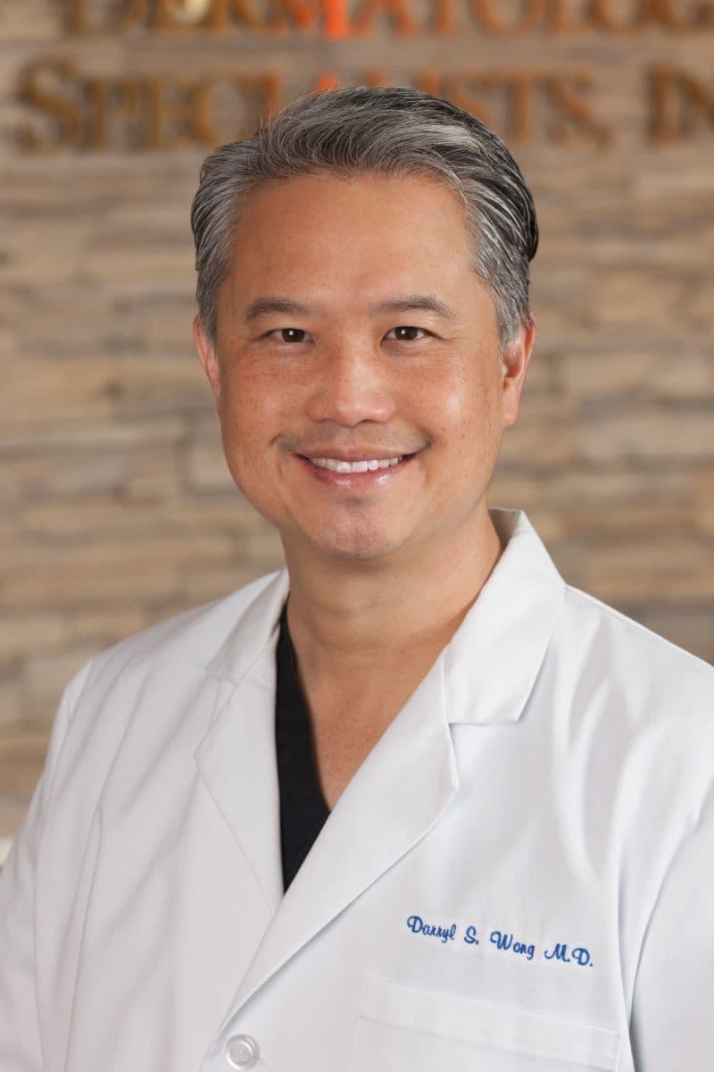 Darryl S Wong, MD Dermatology