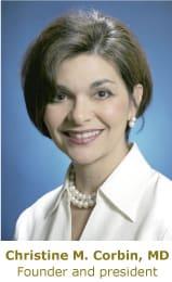 Dr. Christine M Corbin MD