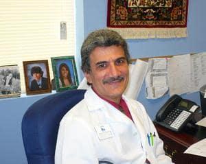 Dr. Fariborz A Davoodi MD