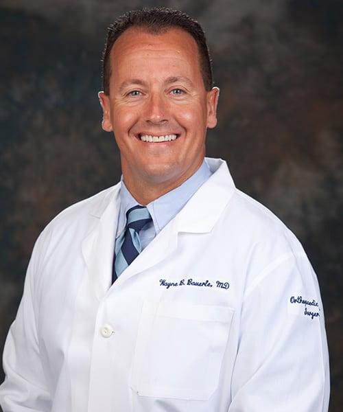 Dr. Wayne B Bauerle MD