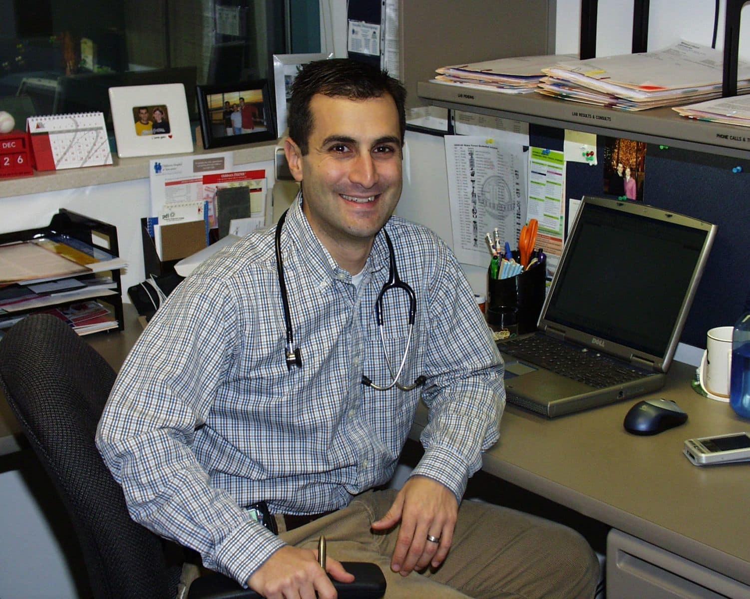 Dr. Carl J Peluso MD