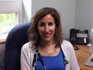 Dr. Sandra E Kapsalis MD
