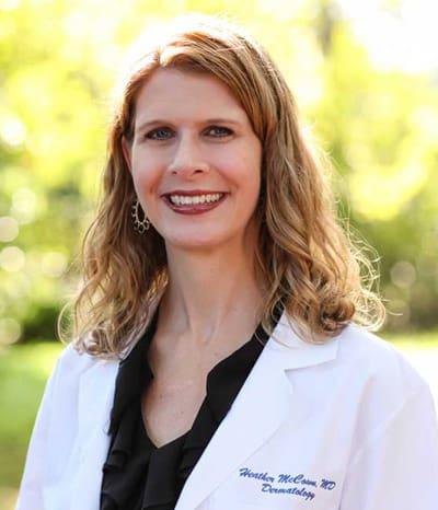 Dr. Heather F Mccown MD