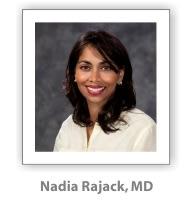 Dr. Nadia K Rajack MD
