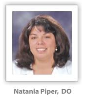 Natania Y Piper, DO Urology