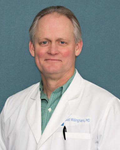 Dr. David B Willingham MD