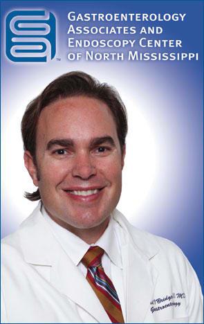 David Bridgers III, Gastroenterology Associates N MS