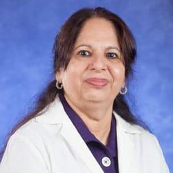 Dr. Meena J Shah MD