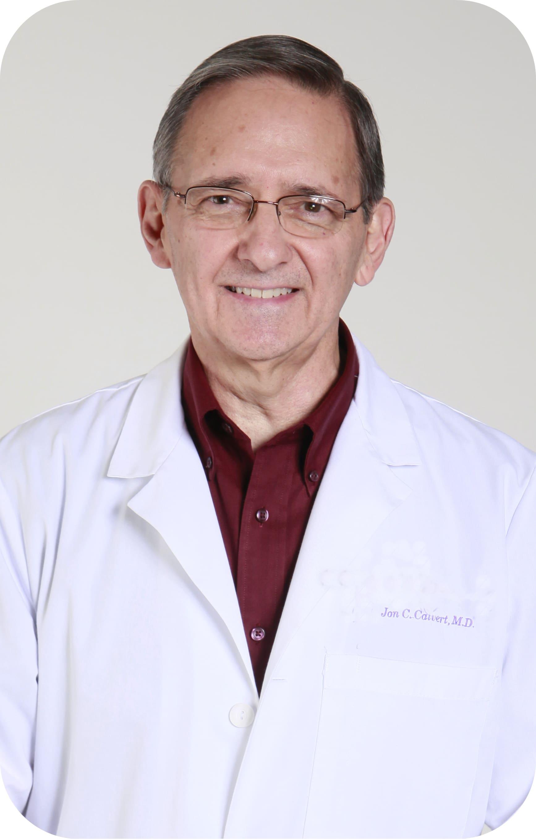 Jon C Calvert, MD Family Medicine