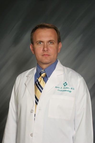 Dr. Kevin B Barker MD