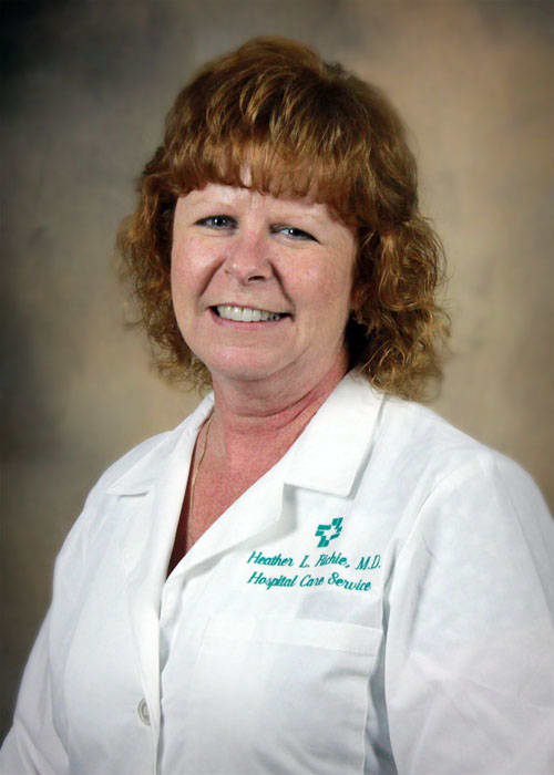 Dr. Heather L Richie MD