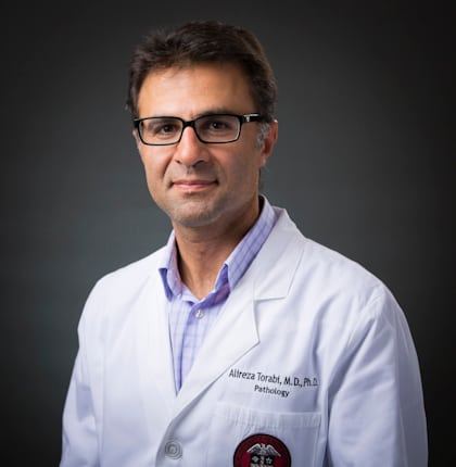 Dr. Alireza Torabi MD