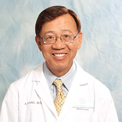 Dr. Albert S Yeung MD
