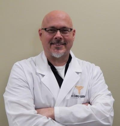 Dr. Corey W Gilliland DO