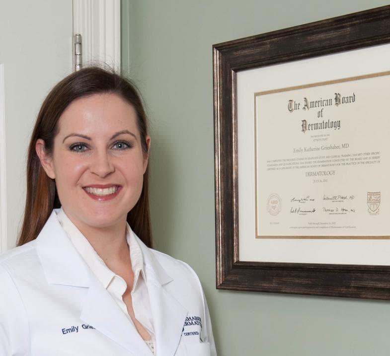 Dr. Emily K Grieshaber MD