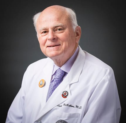 Dr. Richard W Mccallum MD