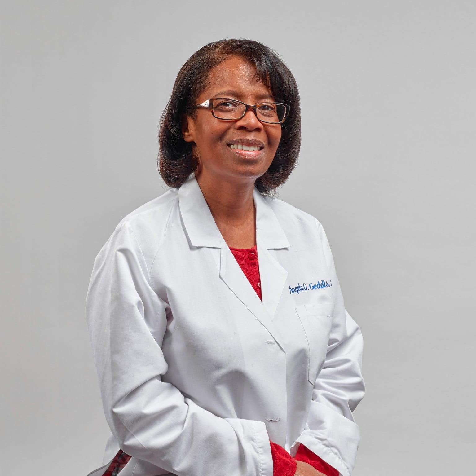 Dr. Angela G Geddis MD