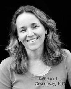 Dr. Kathleen H Gesensway MD