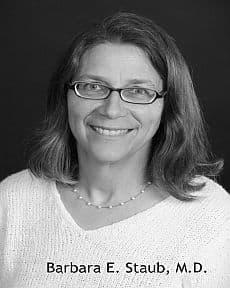 Dr. Barbara E Staub MD