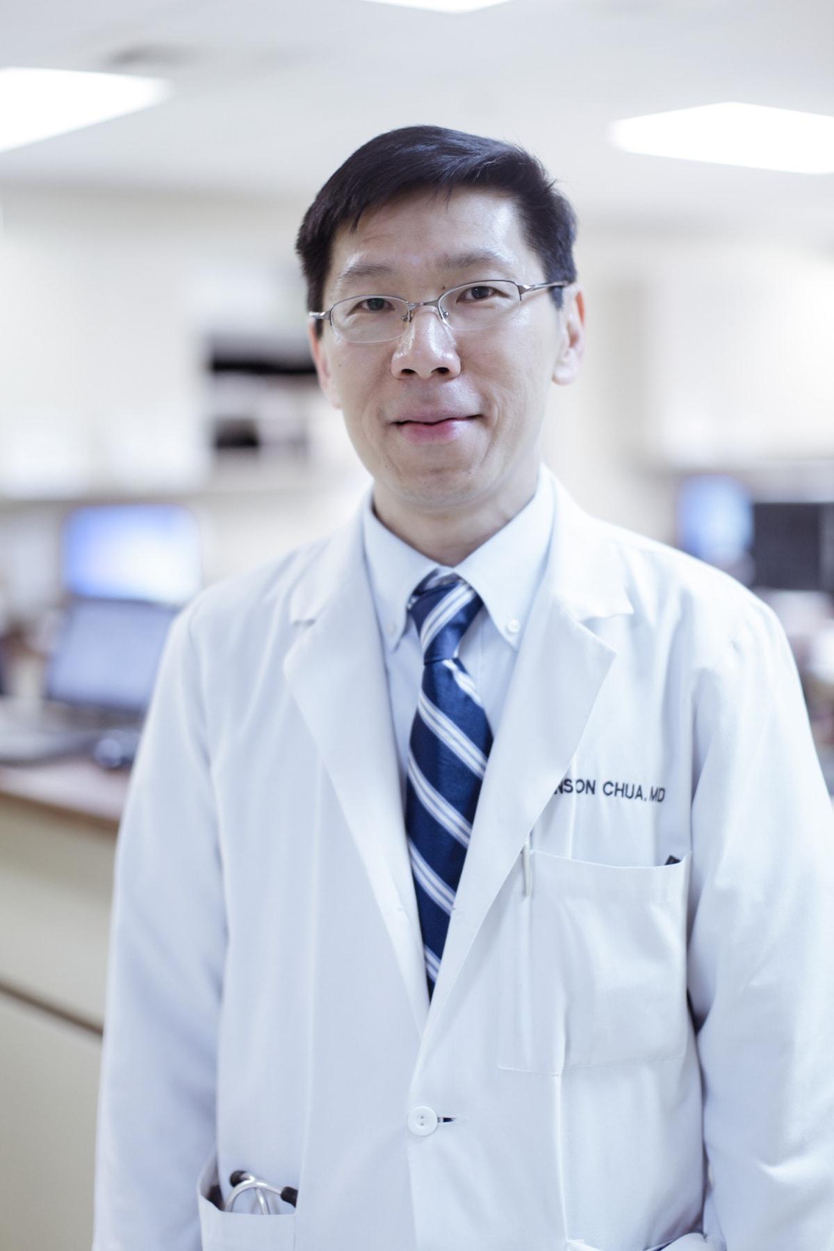 Dr. Winston C Chua MD