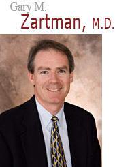 Dr. Gary M Zartman MD