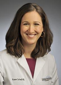 Dr. Karen J Schell MD