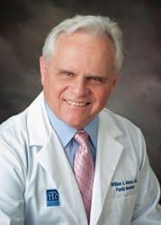 Dr. William A Manus MD