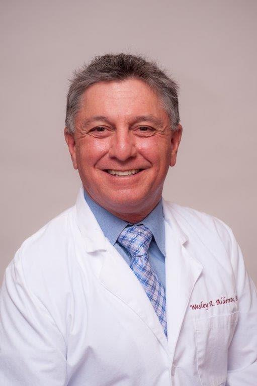 Dr. Wesley A Alderete MD