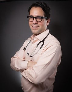 Dr. Paul S Porras Blanco MD