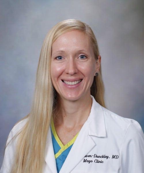Erika Driver-Dunckley, MD Neurology
