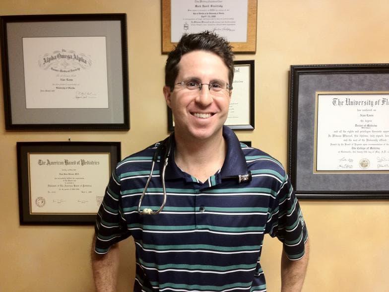Dr. Matthew G Penson MD