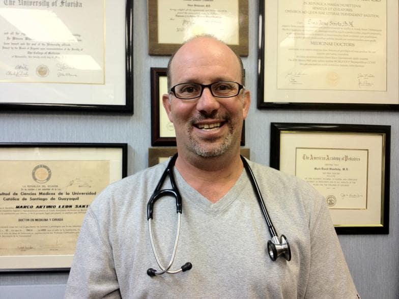 Dr. Alan Louis MD