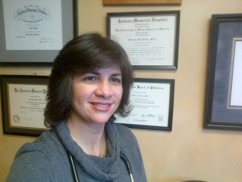 Dr. Yolanda M Valdes MD